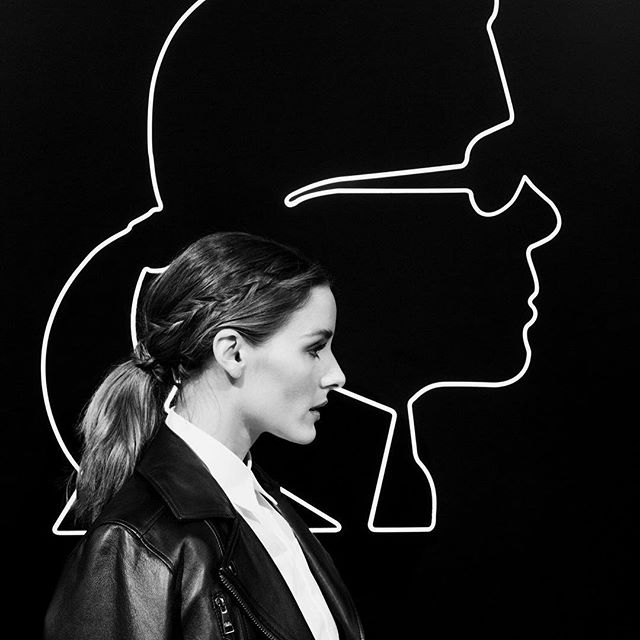 Fashion entrepreneur @oliviapalermo will bring her own New York touch to curating KARL s  Parisian chic classics. Launching in June 2019. #KARLXOLIVIA