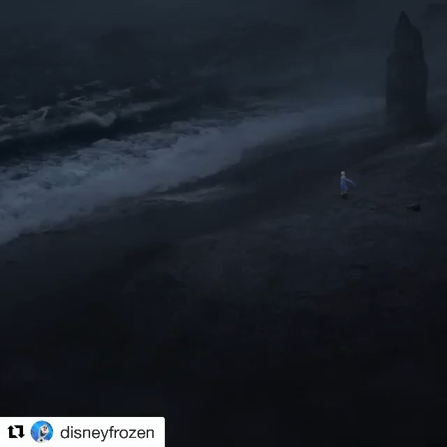 #Repost @disneyfrozen        November 2019. Watch the full teaser trailer at the link in bio. #Frozen2