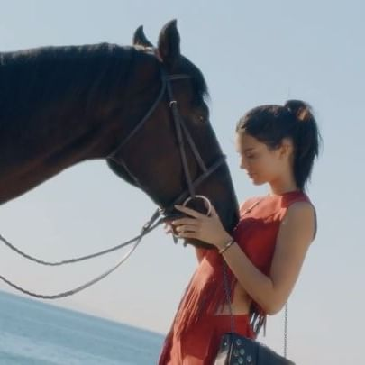 new @longchamp video! #theride  #Longchamp_ambassador #Longchamp #KendallforLongchamp