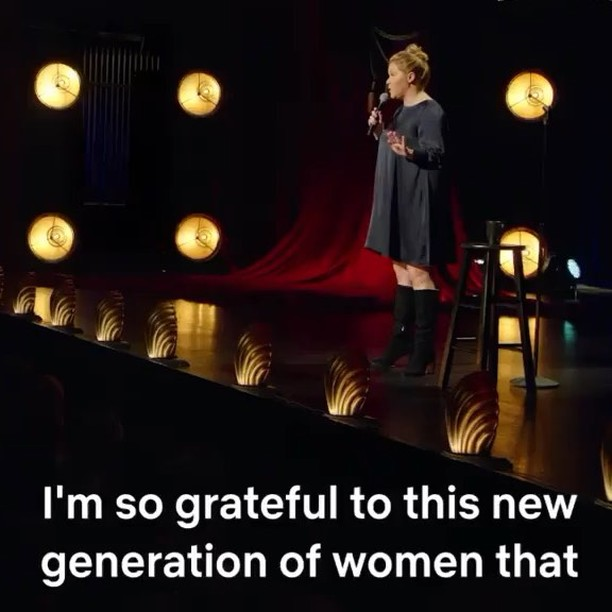 If you haven t seen it already go check out @amyschumer growing! I am so proud of this woman and beyond inspired by her honesty and pure talent. I cried, laughed and maybe peed a little bit. The sooner you watch it the better
