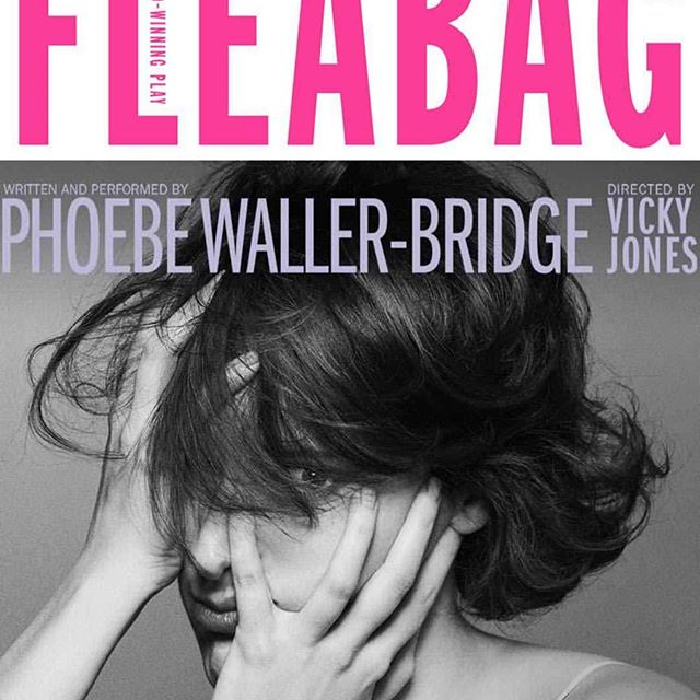 Something else you MUST check out is #phoebewallerbridge with the help of the wonderful #vickyjones performing fleabag off Broadway or watch it on @bbciplayer season 2 is out now and I cannot wait to see it. This woman is a genius and this is only the beginning. Watch this space...