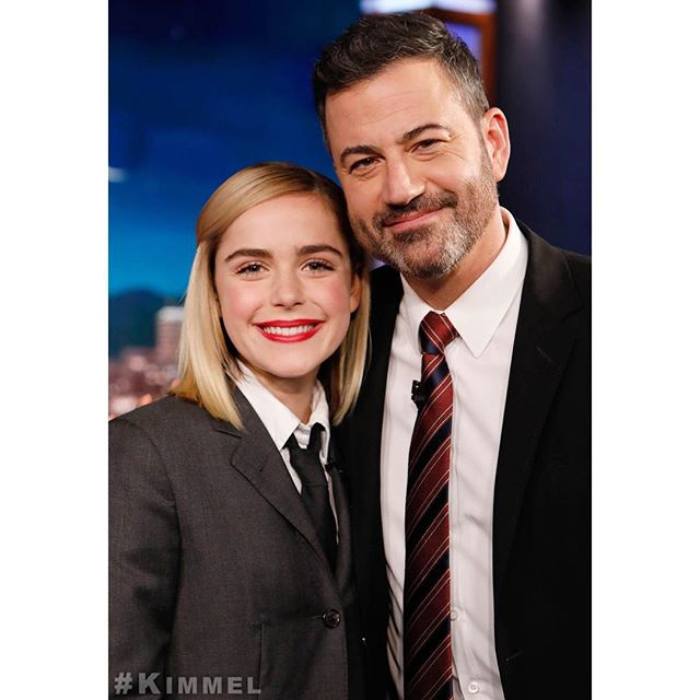Little Sally Draper from #MadMen is now a witch! @KiernanShipka #CAOS