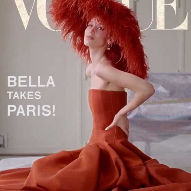 This was one of the most magical days to date. The future of a digital Vogue ! @voguemagazine cover by the most creative @gvsgvs @jordenbickham @stuart_winecoff wearing @givenchyofficial   I love you all so deeply. This means so much to me, and to do it with you means so much more !!! Thank you to Anna, and everyone involved on this huge production   Just wow...