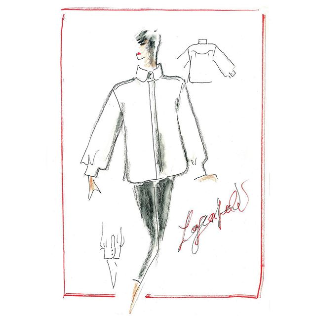 "For ""A Tribute to Karl,"" creatives from around the world are invited to design their own interpretation of Karl's most iconic style: the white shirt. A limited number of shirts will also be available to purchase, with all proceeds donated to charity. #KARLLAGERFELD #ATRIBUTETOKARL"