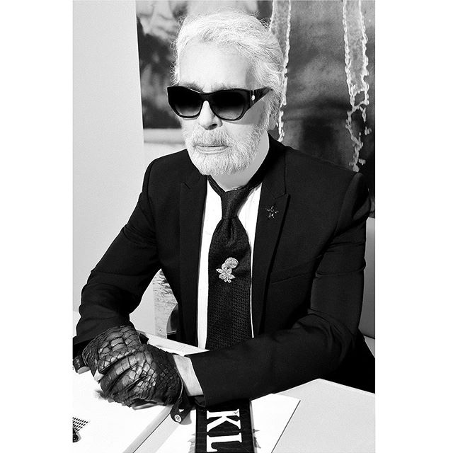 "Introducing ""A Tribute to Karl: The White Shirt Project,"" a global initiative to honor his colossal legacy. It is curated by @carineroitfeld and will launch in Paris in September during Paris Fashion Week. #KARLLAGERFELD #ATRIBUTETOKARL"