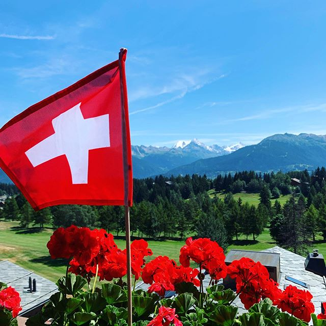 Happy Switzerland Day