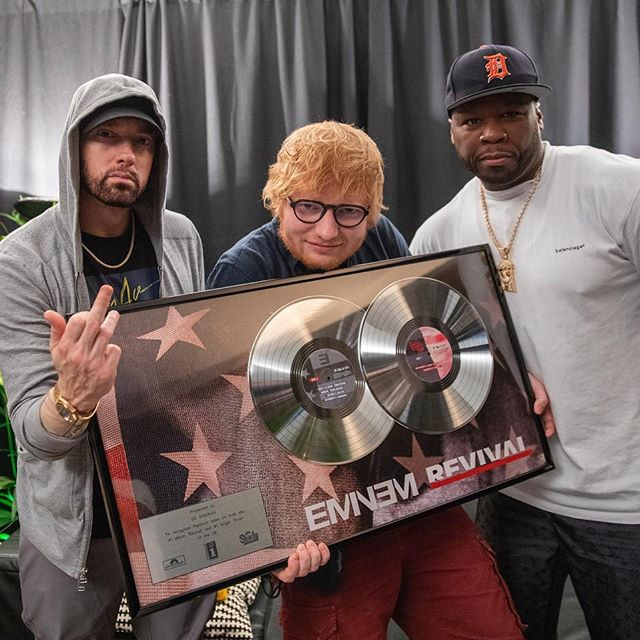 They ve been PATIENTLY WAITING for the new one with me, @50cent and @teddysphotos #RememberTheName   link in bio