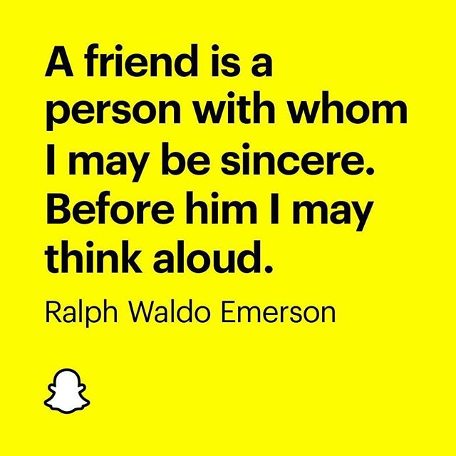 Shout out to my #realfriends