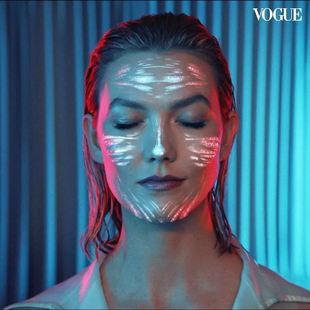 @kodewithklossy scholars can create anything... even my avatar s crazy futuristic morning routine ;) new video on @britishvogue and the BTS in my bio!