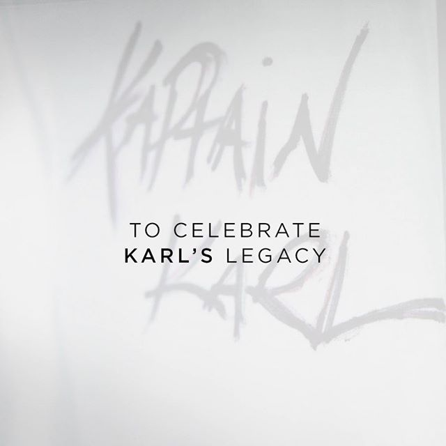 The anticipated #TributeToKarl will launch worldwide on September 26, on KARL.COM and @farfetch. The shirts  complete sales proceeds will be donated to the @sauverlavie charity initiative for medical research. Sign up for an exclusive first look at the designers, their shirts, and the inspiration behind their creations.