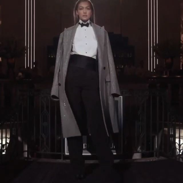 Started my fashion month opening the @ralphlauren show last night    feelin like 007    Big thanks to the iconic and lovely Mr. Lauren and his whole team. Forever an honor.