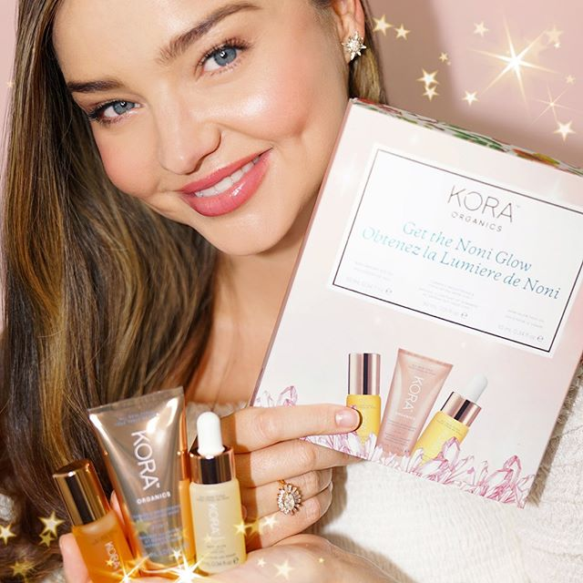 Check out our magical @koraorganics holiday kits available now at koraorganics.com   (link in bio)