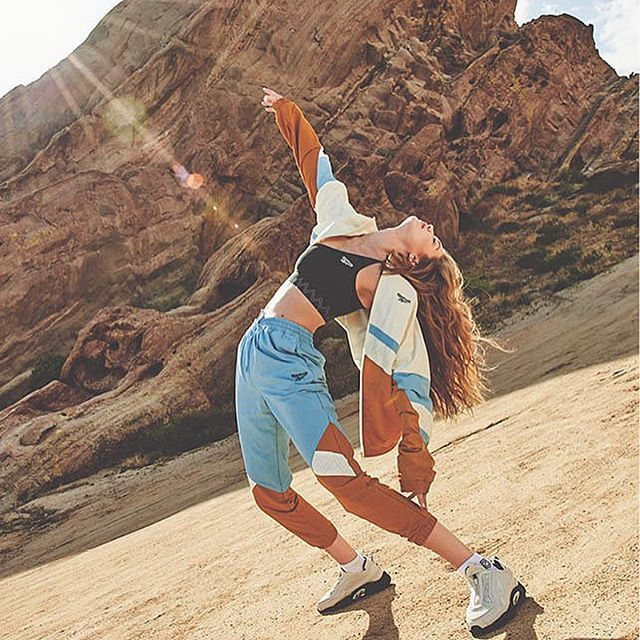 For #REEBOKxGIGI Season II, I was inspired by Reebok s 90 s  Boundless  collection    and the endless possibilities & wonder the great outdoors bring. These pieces are functional and effortless; I m so excited to see the adventures they join you on !!!! Thank you all for your support of the first season, and to my @reebok family for the opportunity to continue creating in this space. Made with love, always. xG      @reebokwomen @reebokclassics FULL COLLECTION NOW AVAILABLE AT REEBOK.com/gigihadid (link in bio) and select stores Worldwide