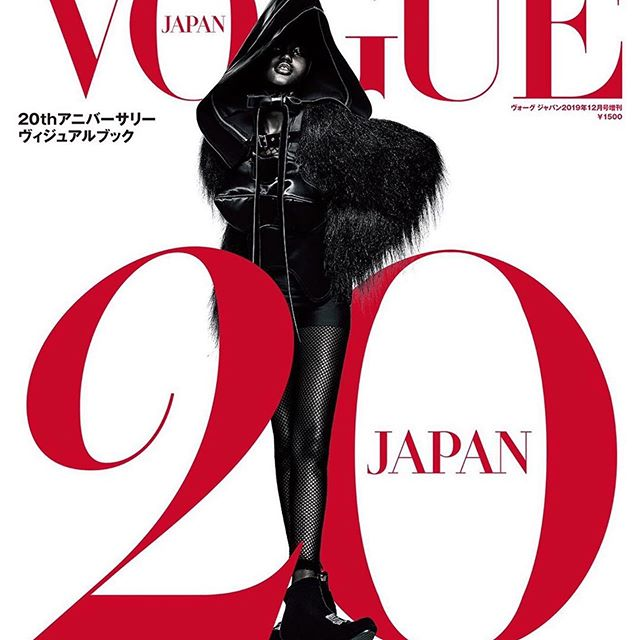 #Repost @voguejapan        @commedesgarcons   by @albertwatsonphotography    on @adutakech    styled by @sissyvian  VOGUE JAPAN の20周年を記念したアニバーサリービジュアルブックが11月18日に発売される トップクリエイター達のファッション写真を再編集した1冊はまさに永久保存版 逃さずゲットして  VOGUE JAPAN 20th Anniversary special book will out in store 18th November. Don t miss it!  Photo: @albertwatsonphotography  Styling: @sissyvian  Hair: @takayukinukuihair  Makeup: @ayaminishimura  Manicure: @takano_naoko and #hitomisakamoto at @nadine_nails_  Casting: @pg_dmcasting  Model: @adutakech wearing @commedesgarcons  #voguejapan #novemberissue