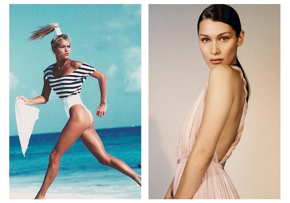 Удам дамжсан шинэ үеийн моделиуд Йоланда Фостер ба Белла Хадид