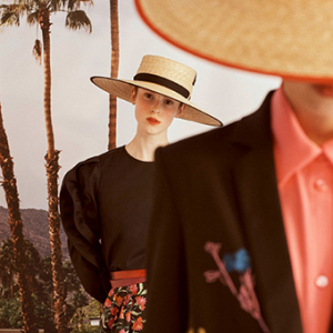 Бюро 24/7 тойм: Carolina Herrera, resort 2019