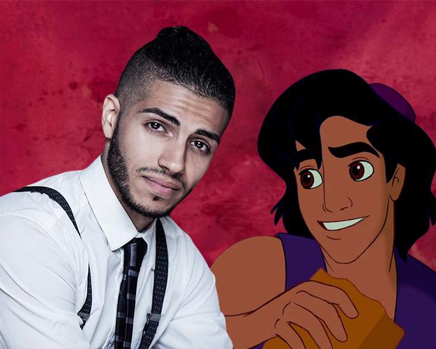 """""""Aladdin"""" бүрэн хэмжээний киноны гол дүрийн жүжигчид тодорлоо"""