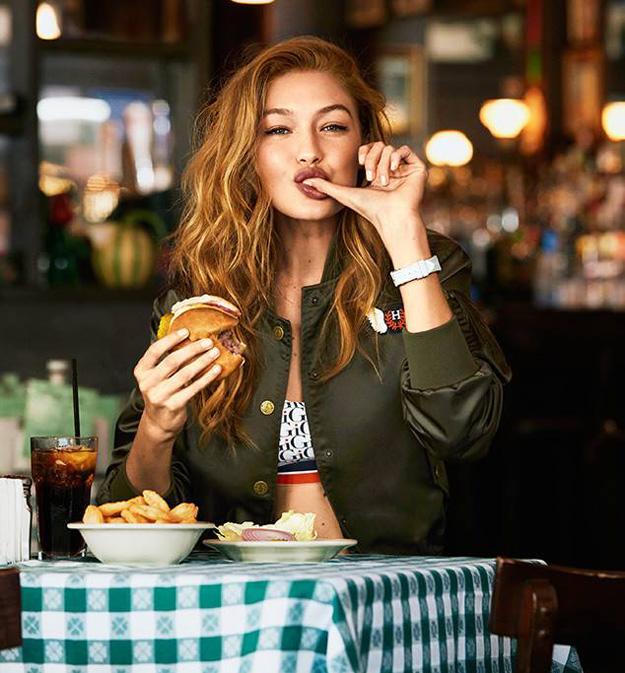 Загвар өмсөгчийн хооллолт: Жижи Хадид өдөрт юу иддэг вэ?