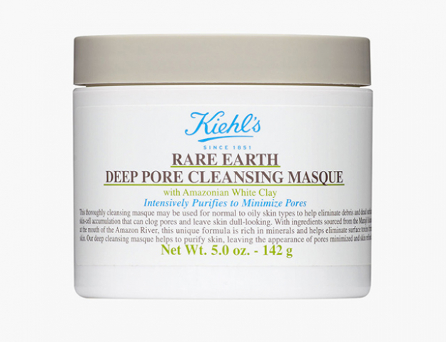 Rare Earth Pore Cleansing Masque, Kiehl's
