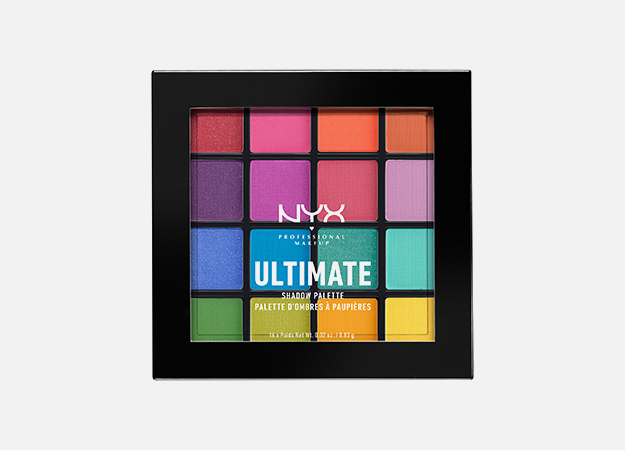 Ultimate Shadow Palette, NYX