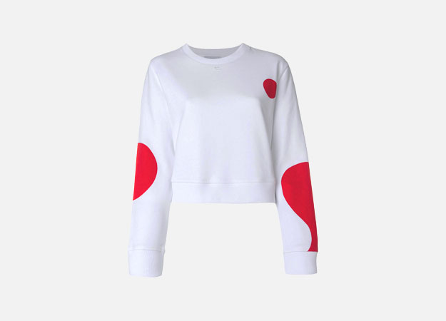 "Цамц, Courrèges<p><a id="""" style="""" href=""https://www.farfetch.com/ru/shopping/women/courreges---item-12192593.aspx?storeid=10017&from=search"" target=""_blank"">Farfetch</a></p>"