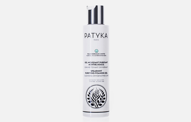 Spearmint Purifying Foaming Gel, Patyka