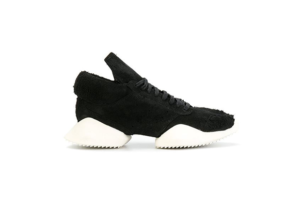 Rick Owens, Adidas Edition Vicious Runner Sneakers