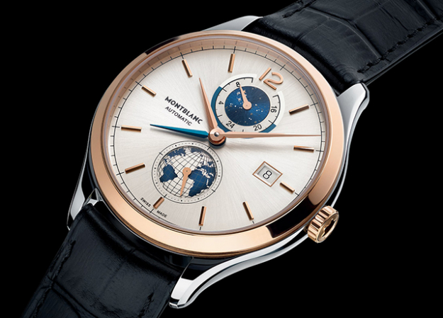 Heritage Chronométrie Dual Time Vasco da Gama Limited Edition