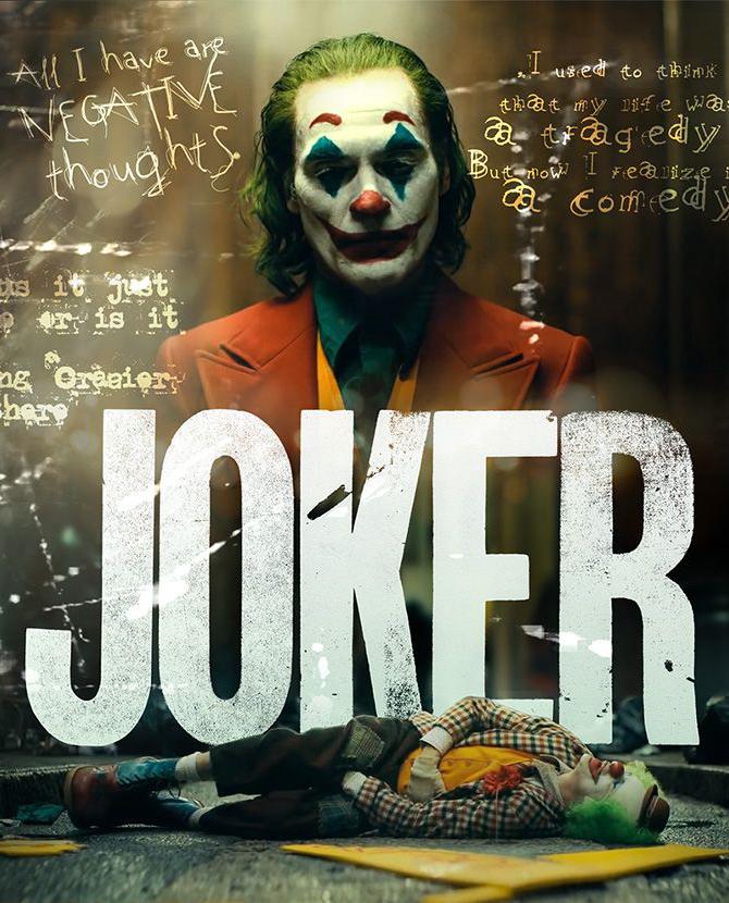 """""""Joker"""" киноны үргэлжлэлийг Тодд Филлипс найруулна"""