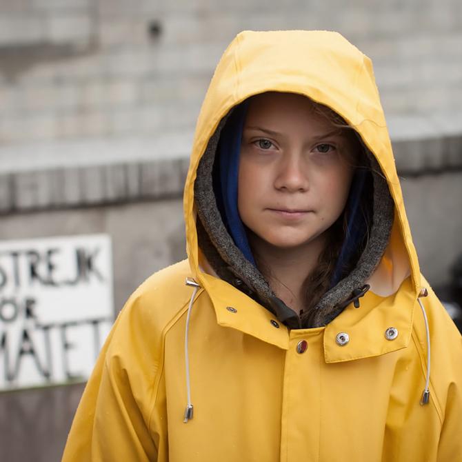 Нобелийн энх тайвны шагналд 16 настай сурагч охин нэр дэвшлээ