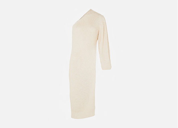 "Stella McCartney<p><a id="""" style="""" href=""https://www.net-a-porter.com/ru/en/product/1045442/Stella_McCartney/one-shoulder-crochet-knit-tunic"" target=""_blank"">Net-a-porter</a></p>"