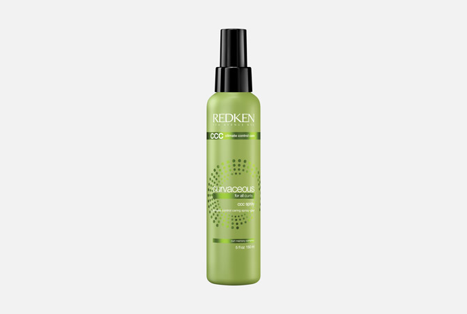 Curvaceous CCC Spray, Redken
