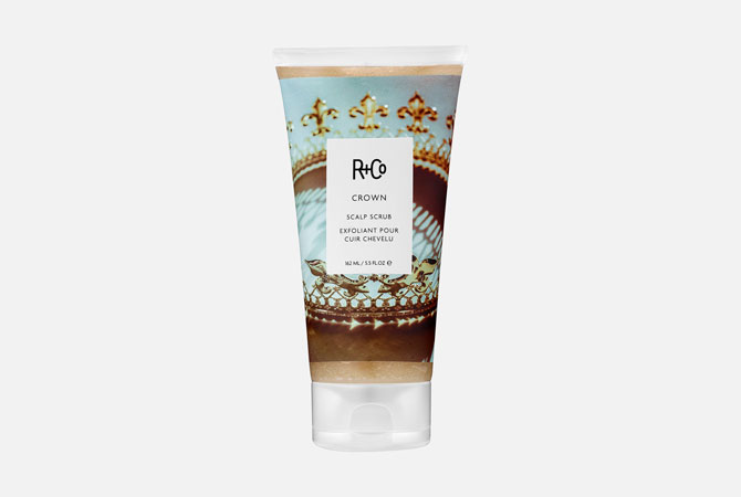 Crown Scalp Scrub, R+Co