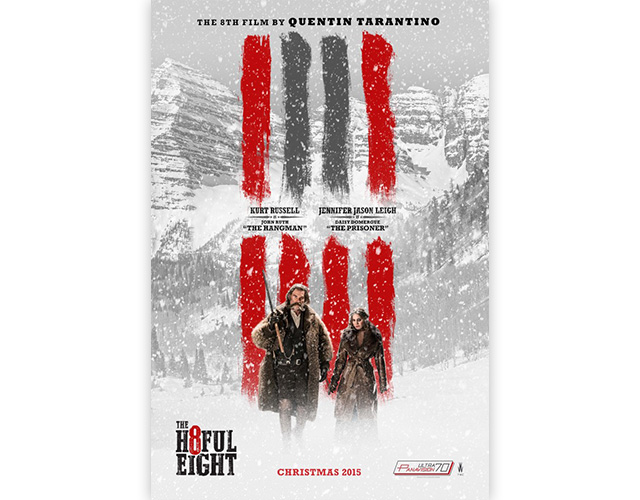 """The Hateful Eight\"""
