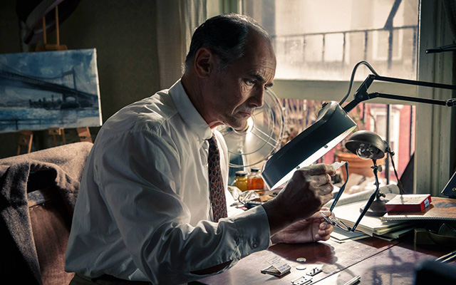 "Марк Райлэнс ""Bridge of Spies\"""