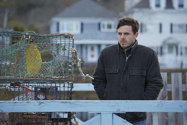 "Кейси Афлек ""Manchester By the Sea\"""