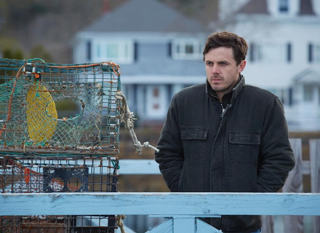 "Casey Affleck ""Manchester By The Seaa\"""