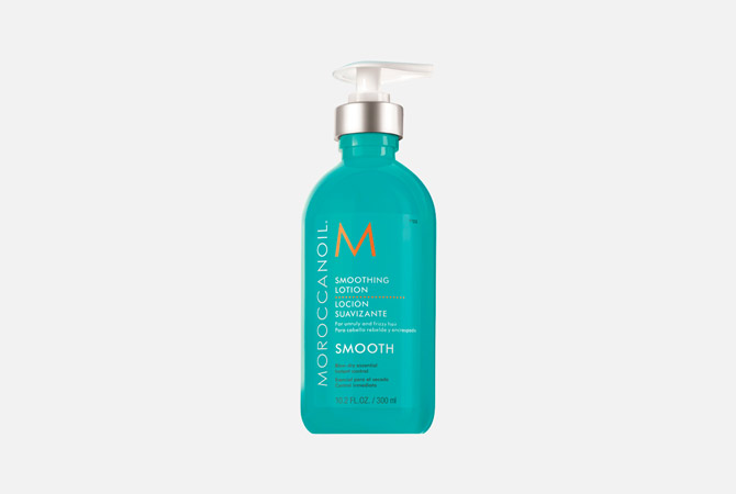 Smoothing Lotion, Moroccanoil