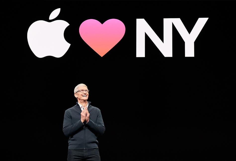 Apple гурван шинэ бүтээгдэхүүн танилцууллаа